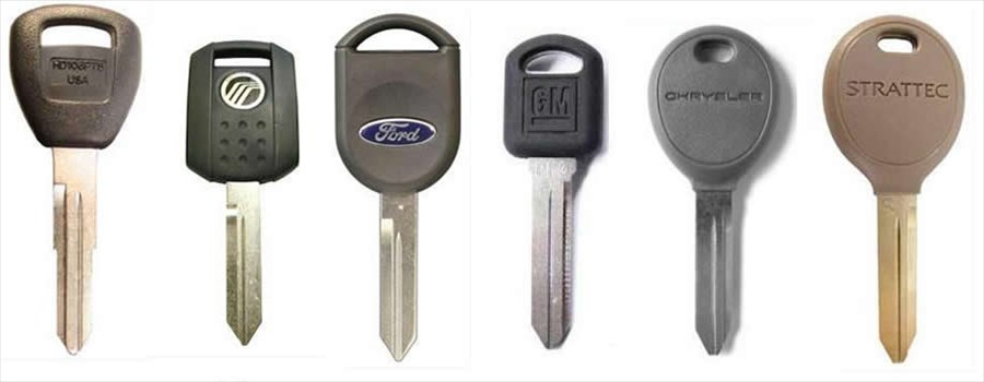 Transponder Keys Programmed and Duplicated - Call us before you call the Dealer!
